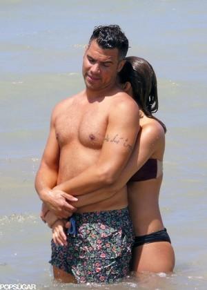 Jessica Alba bikini 2014 Mexico -16