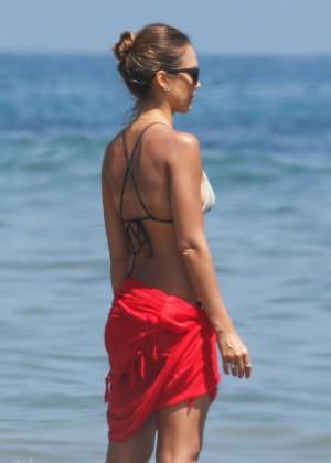 Jessica Alba bikini 2014-01