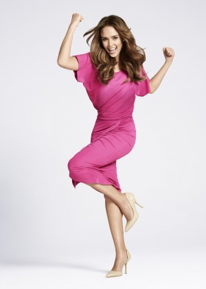 Jessica Alba - Braun 2014 Campaign
