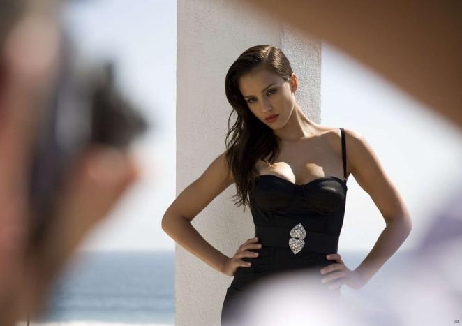 Jessica Alba 2014 : Jessica Alba: Compari Calender 2009 -01