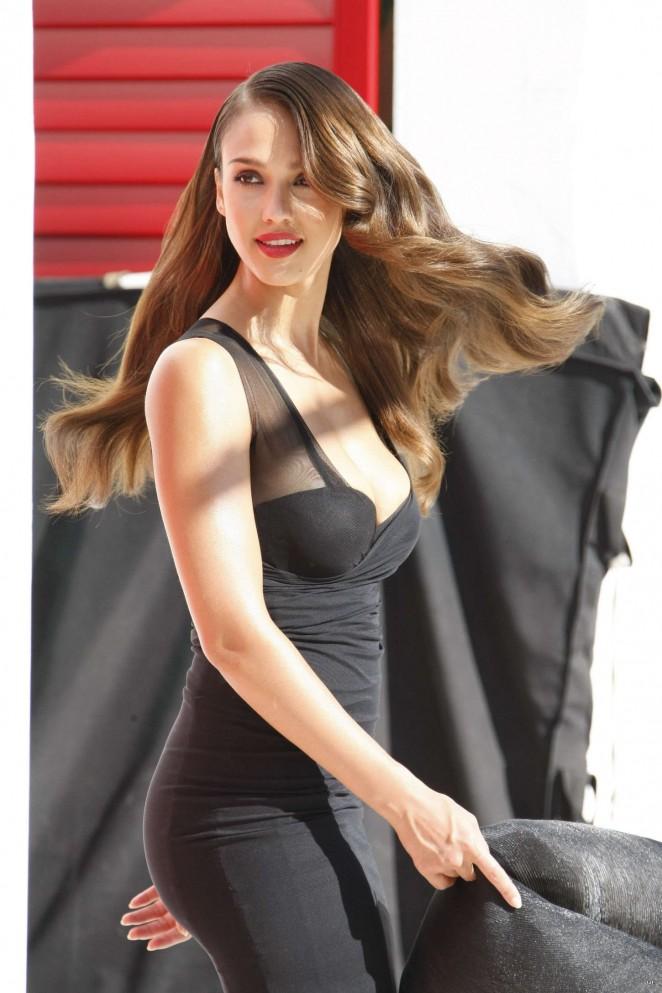 Jessica Alba: Compari Calender 2009 -02