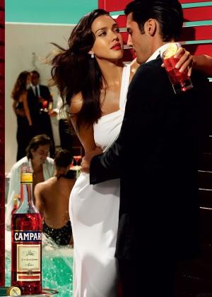 Jessica Alba: Compari Calender 2009 -03