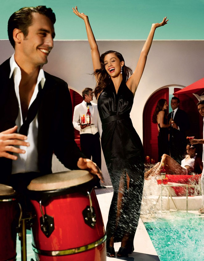 Jessica Alba: Compari Calender 2009 -05