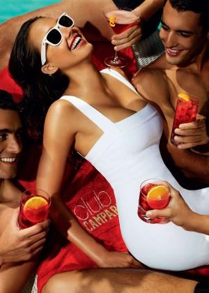 Jessica Alba: Compari Calender 2009 -09