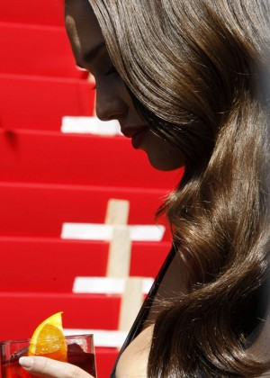Jessica Alba: Compari Calender 2009 -15