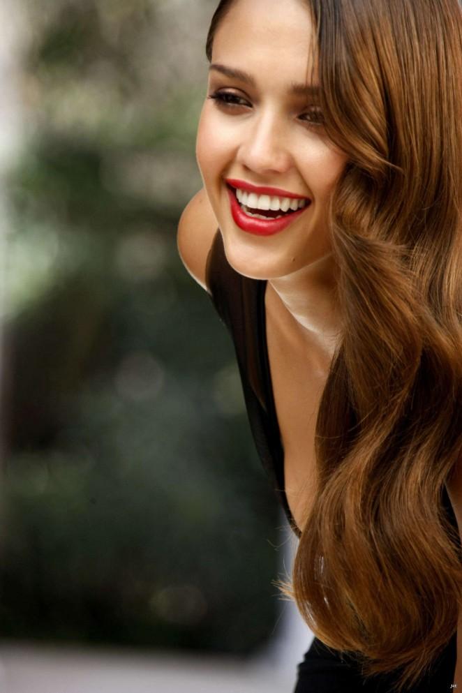 Jessica Alba: Compari Calender 2009 -19