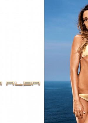 Jessica Alba Entertainment Weekly Bikini Wallpapers -01