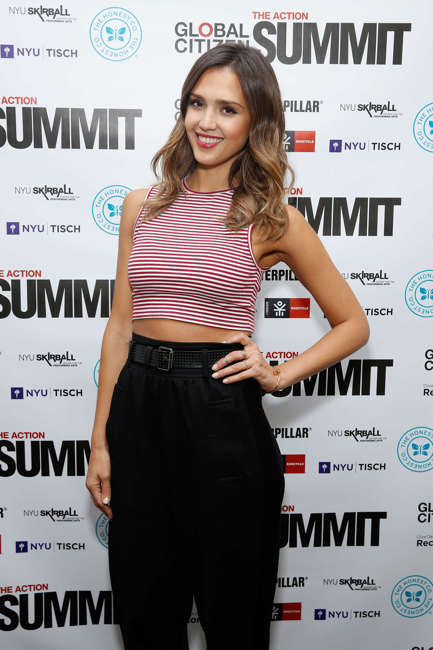 Jessica Alba 2014 : Jessica Alba: 2014 Global Citizen Festival -03
