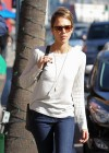 Jessica Alba - Jeans Candids in Beverly Hills