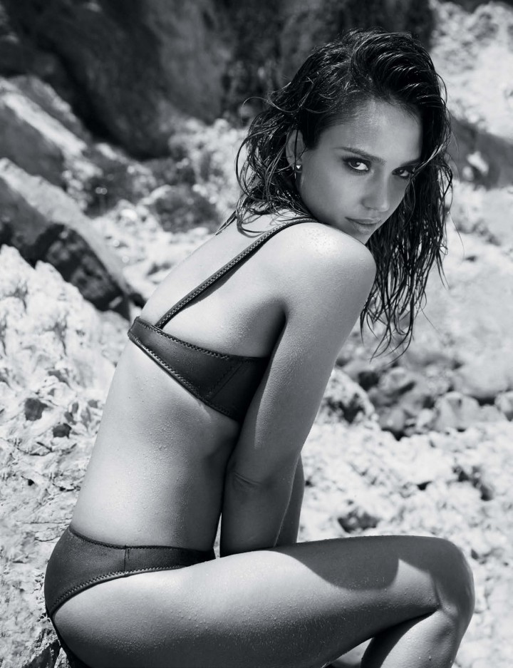 Jessica Alba - Maxim Magazine September 2014 adds