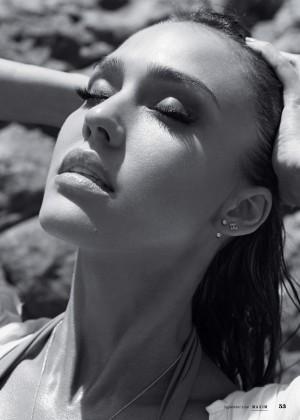 Jessica Alba in Maxim 2014 -03