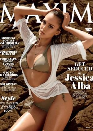 Jessica Alba in Maxim 2014 -08