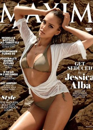 Jessica Alba - Maxim 2014 -02