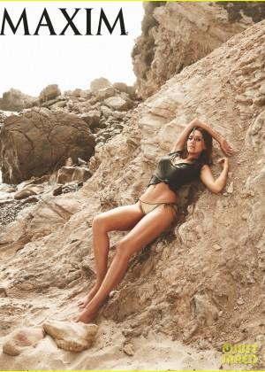 Jessica Alba: Maxim 2014 -09