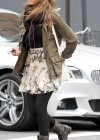 Jessica Alba - Leggy candids in New York-02