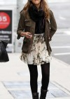 Jessica Alba - Leggy candids in New York-03