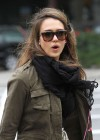 Jessica Alba - Leggy candids in New York-05