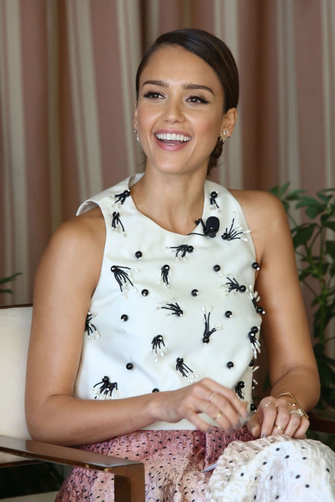 Jessica Alba - SELF Magazine Luncheon in LA