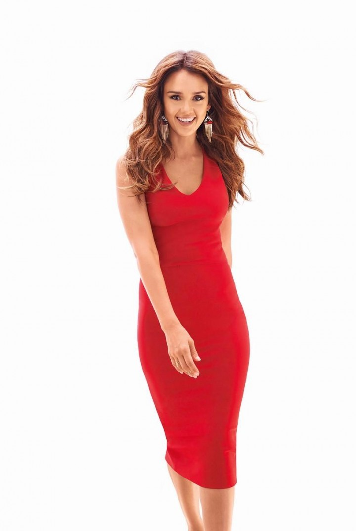 Jessica Alba - Self Magazine (August 2014)