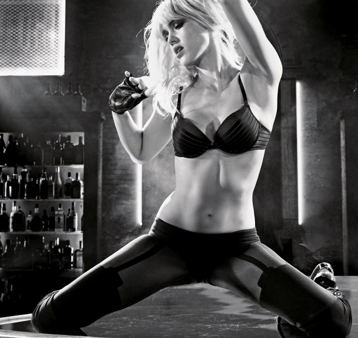 Jessica Alba: Sin City A Dame to Kill For promo -02