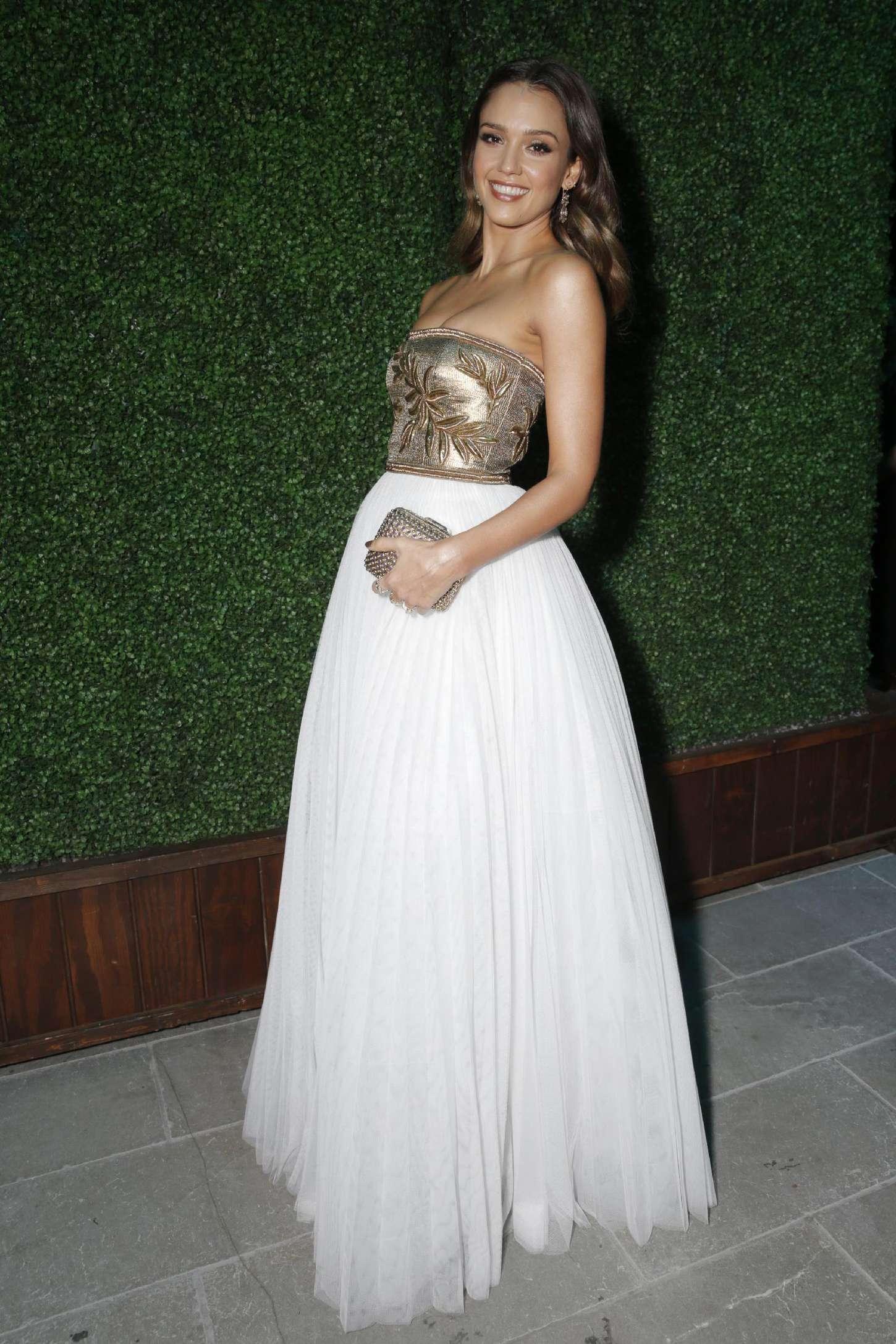 Jessica Alba 2014 : Jessica Alba: 2014 Baby2Baby Gala -12