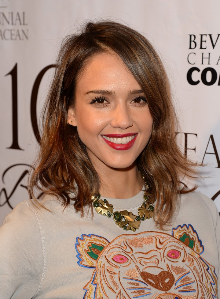 Jessica Alba at The EXPERIENCE: East Meets West event -03