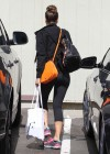 Jessica Alba - Tight Candids in Santa Monica-12