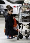 Jessica Alba - Tight Candids in Santa Monica-14