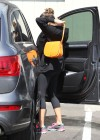 Jessica Alba - Tight Candids in Santa Monica-16