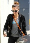 Jessica Alba - Tight Candids in Santa Monica-23