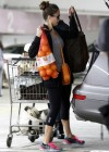 Jessica Alba - Tight Candids in Santa Monica-25