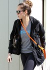Jessica Alba - Tight Candids in Santa Monica-27