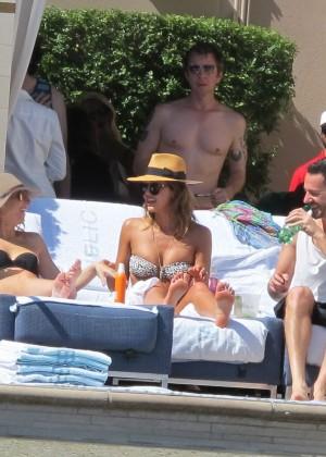 Jessica Alba in bikini -04