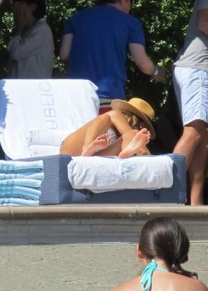 Jessica Alba in bikini -07