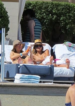 Jessica Alba in bikini -09