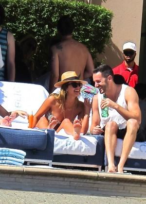 Jessica Alba in bikini -10