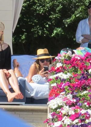Jessica Alba in bikini -11