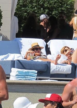 Jessica Alba in bikini -12