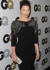Jessica Biel - Hot In Black Tight Dress at 2011 GQ Men of the Year Party-01
