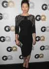 Jessica Biel - Hot In Black Tight Dress at 2011 GQ Men of the Year Party-02