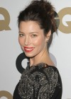 Jessica Biel - Hot In Black Tight Dress at 2011 GQ Men of the Year Party-04