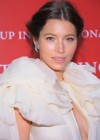 Jessica Biel - Cleavage Candids at 28th annual Night of Stars-06