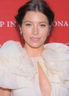 Jessica Biel - Cleavage Candids at 28th annual Night of Stars-07