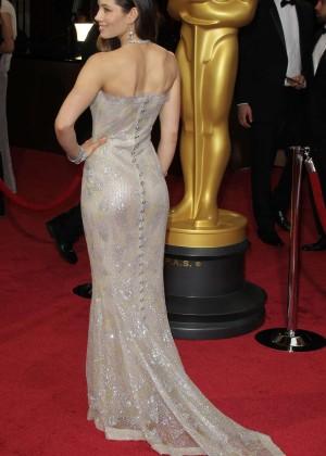 Oscar 2014: Jessica Biel -01