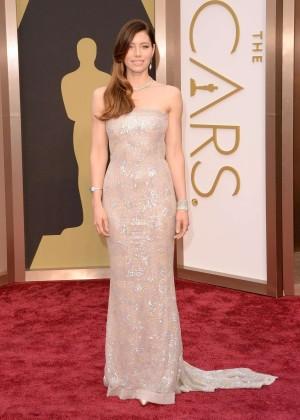 Oscar 2014: Jessica Biel -05