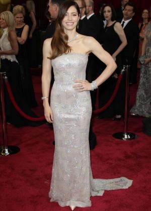 Oscar 2014: Jessica Biel -07
