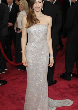 Oscar 2014: Jessica Biel -09
