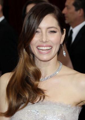 Oscar 2014: Jessica Biel -11