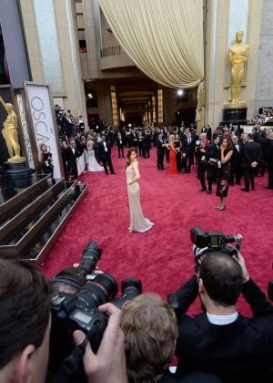 Oscar 2014: Jessica Biel -12