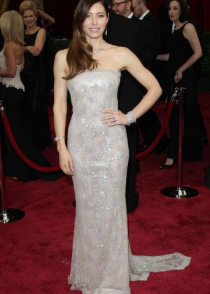 Oscar 2014: Jessica Biel -14